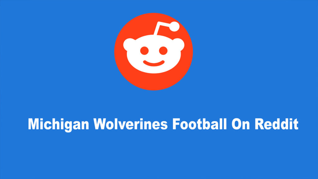 Michigan Football Live Stream On Reddit